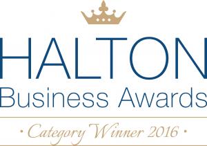 Halton Business Awards Winner