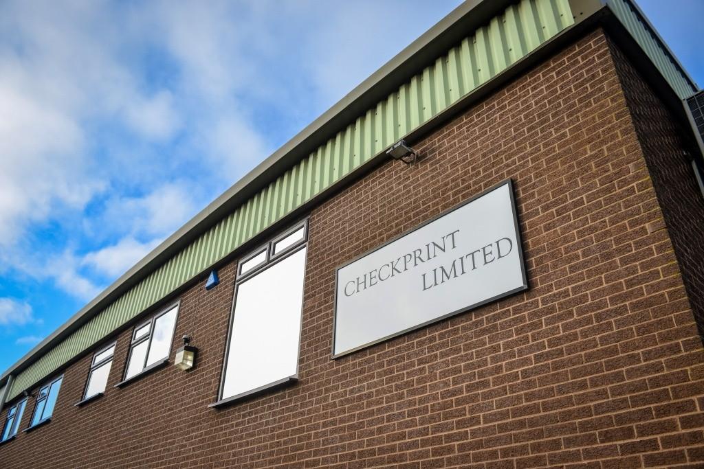 Checkprint Ltd History