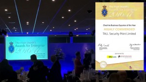 High Sheriff's Awards for Enterprise